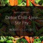 detox chilli stir fry