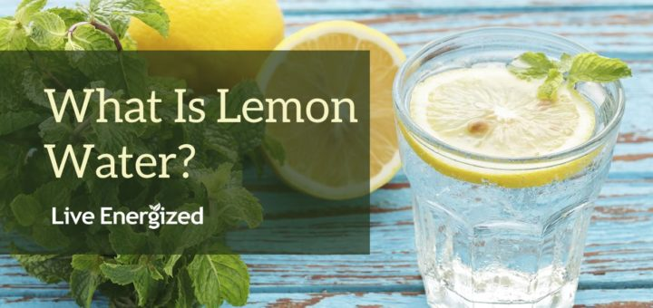 lemon water alkaline