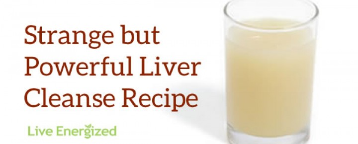 Powerful Liver Cleanse Juice Recipe