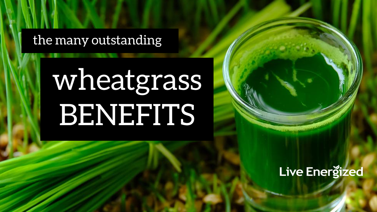 benefits of wheatgrass Wheatgrass has undeniable superfood content loaded with nutrients and consumed in one tiny shot glass, more and more people are reaching for a daily shot of wheatgrass for its immense health benefits.