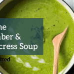 cucumber and watercress soup recipe