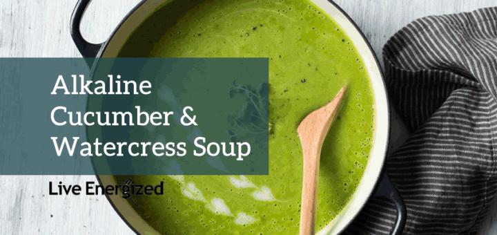 cucumber and watercress soup recipe