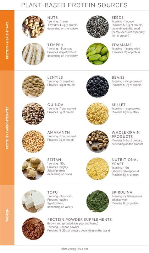 plant protein printable