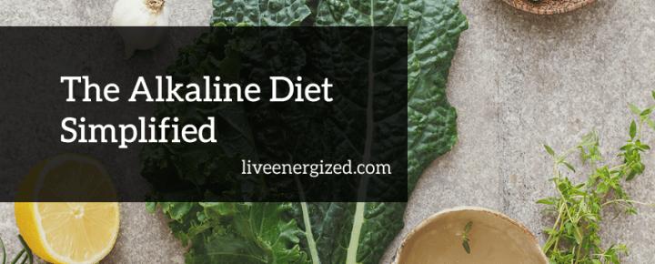 alkaline diet simplified
