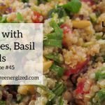 quinoa basil alkaline recipe