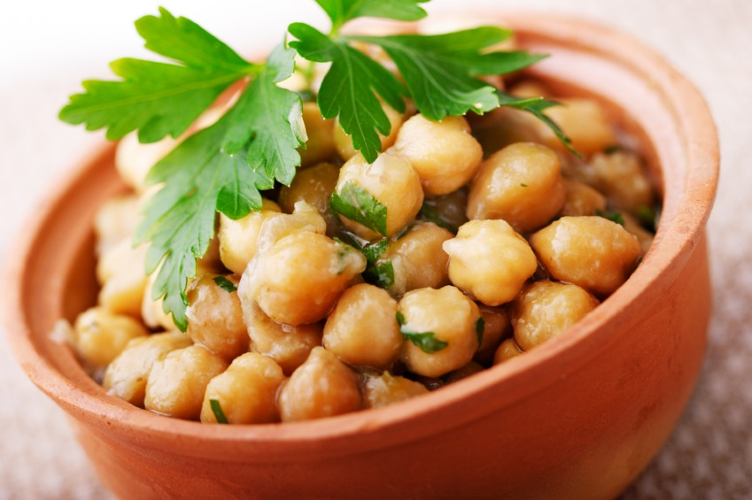 Alkaline Recipe #63: Spinach and Chickpeas - Live EnergizedLive ...