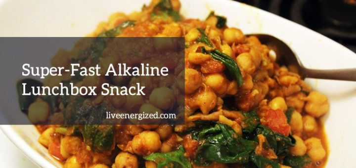 fast alkaline snack image