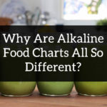 Difference in Alkaline Food Charts