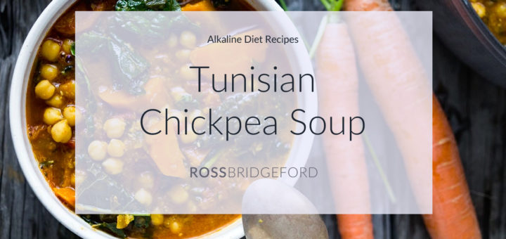 Tunisian Chickpea Soup Featured Image