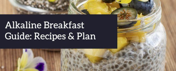 Alkaline breakfast recipes guide 14 days to an alkaline breakfast alkaline breakfast recipes forumfinder Gallery