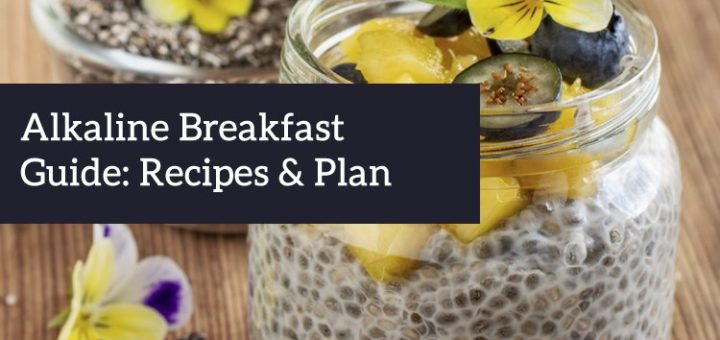 Alkaline Breakfast Recipe Guide
