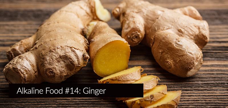ginger and gingerols