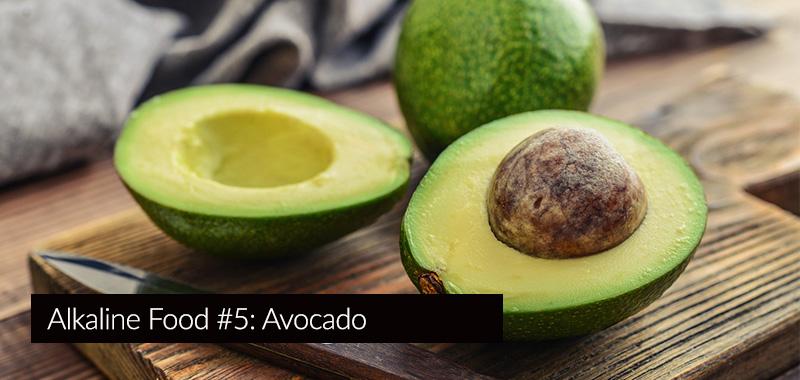 avocado is alkaline forming