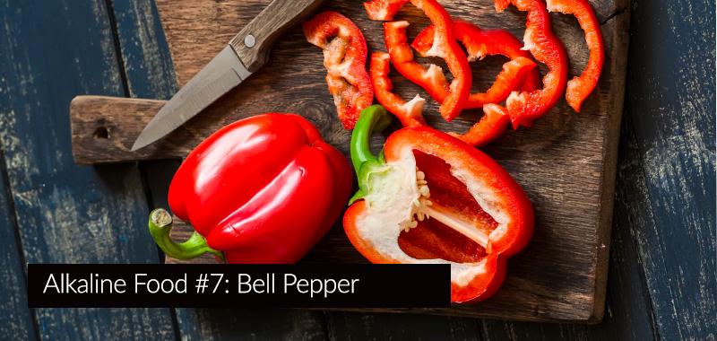 capsicum or bell pepper