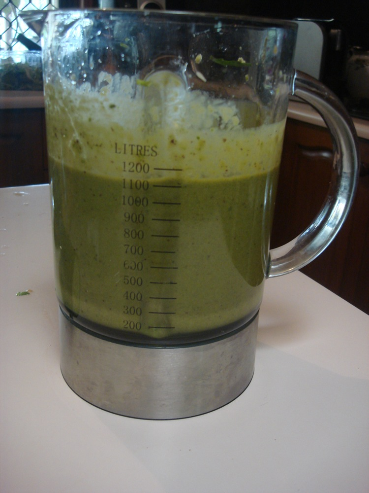 Alkaline Antioxidant Smoothie