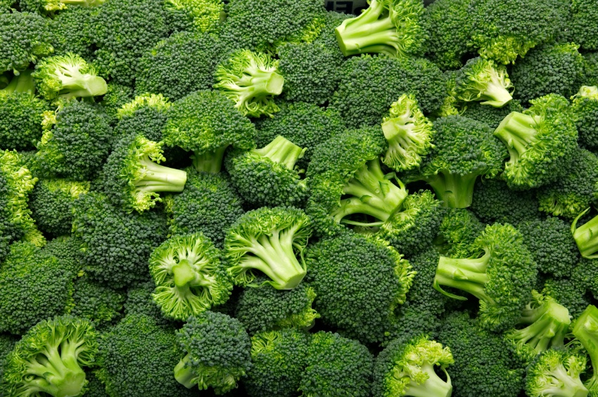alkaline food 4: broccoli