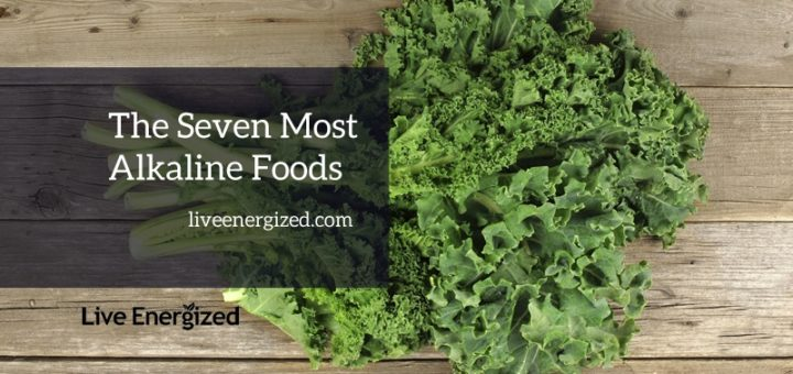 Most Alkaline Foods