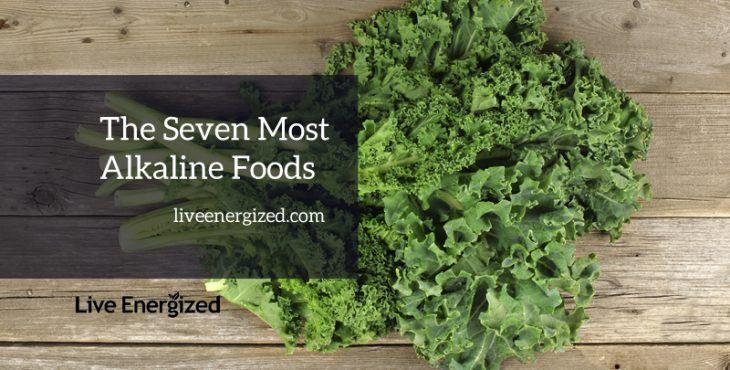 Most Alkaline Foods