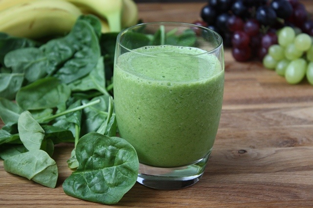 Smoothie: Seven Alkaline Foods