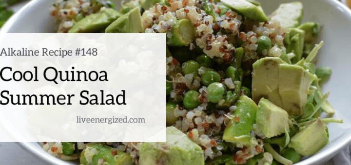 Cool Quinoa Summer Salad