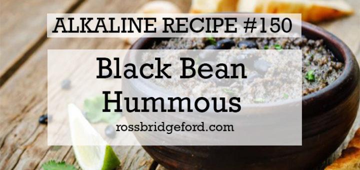 black bean hummous recipe