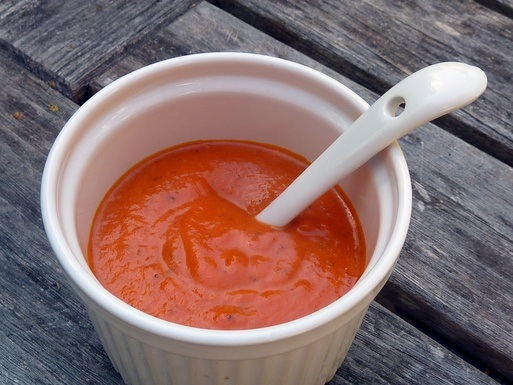 Alkaline Red Pepper Sauce