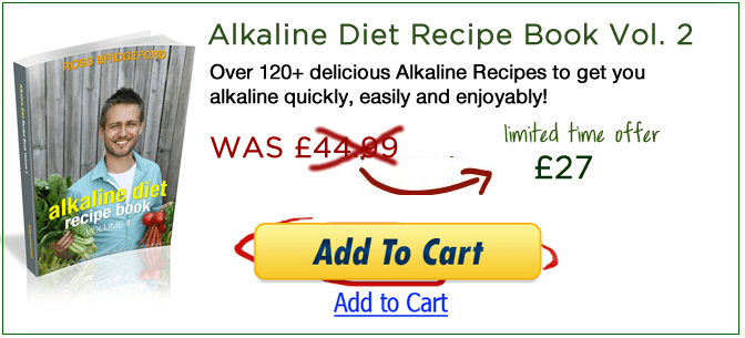 alkaline diet recipe book