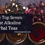image of herbal tea blends