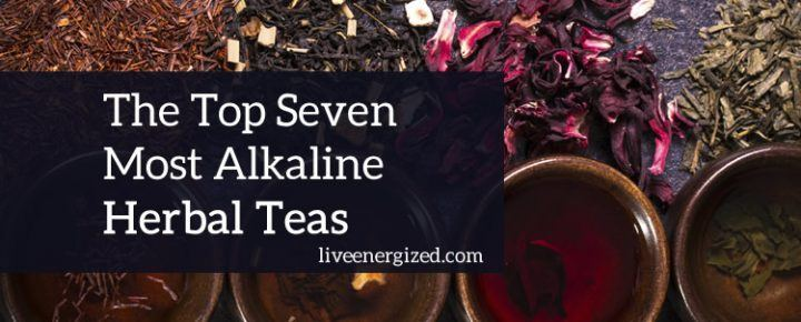image of herbal tea blends