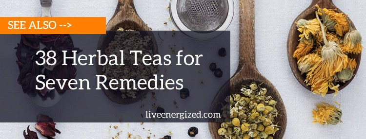 38 Herbal Teas Guide