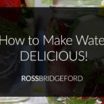 how to make water delicious