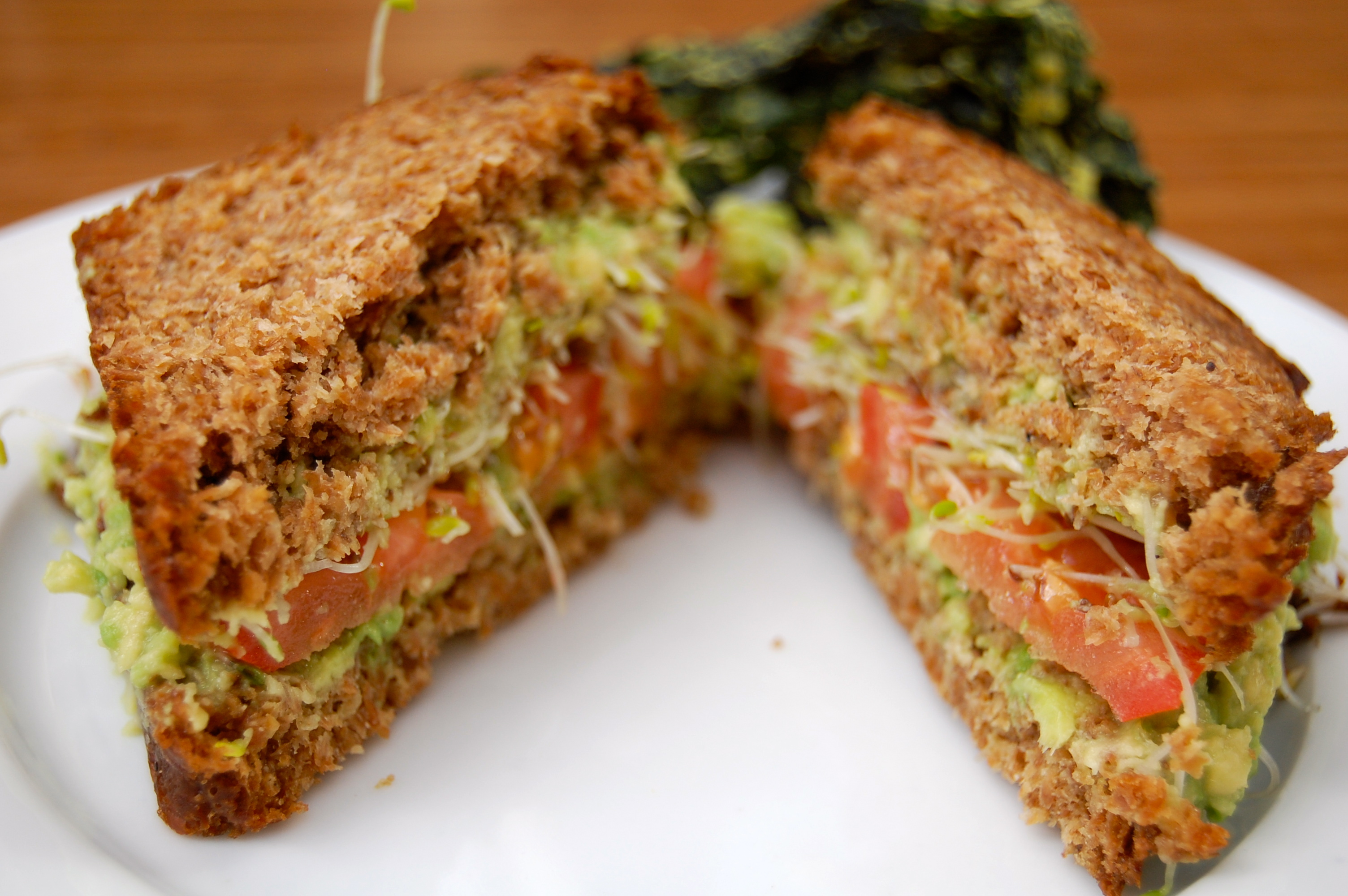 Alkaline snacks the ultimate list of alkaline snacks recipes sprouted bread sandwich forumfinder Gallery