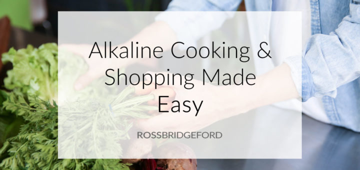 How to Make Alkaline Cooking Easy Title