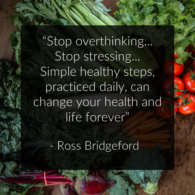 quote from ross bridgeford