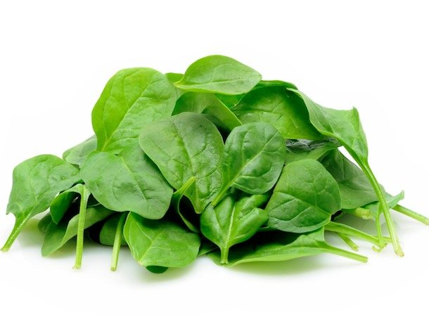 Curb Cravings, Feel Full With Spinach Extract