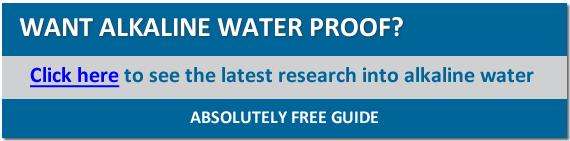 alkaline water proof