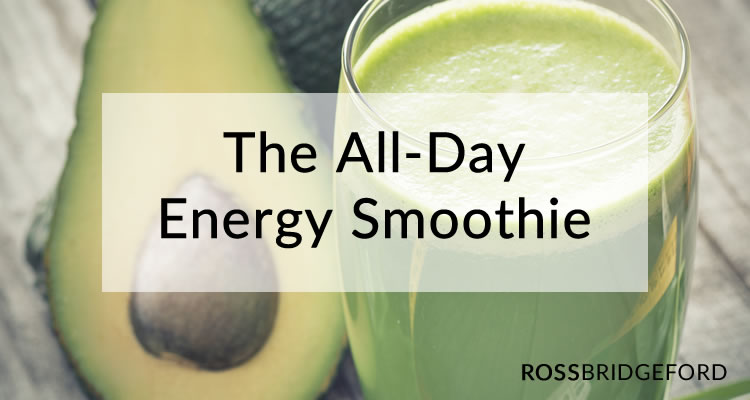 All-Day Energy Smoothie Image