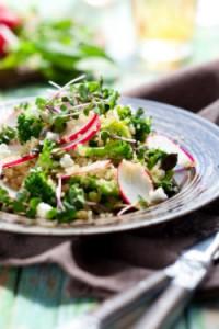 alkaline salad dressing