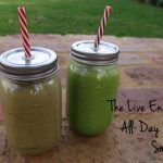 All Day Energy Smoothies