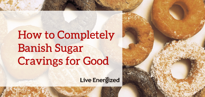 get rid of sugar cravings