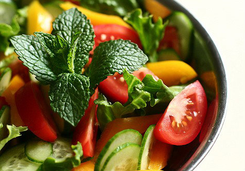 Big Alkaline Salad