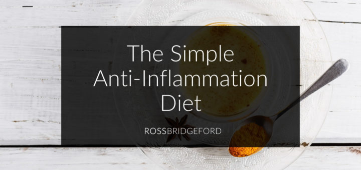 Anti-Inflammation Diet Plan
