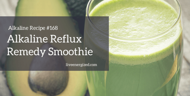 Reflux Remedy Smoothie
