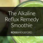 alkaline reflux remedy smoothie from above