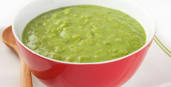 springtime alkaline soup