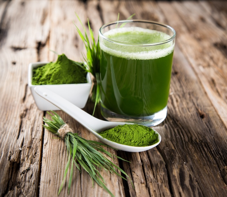 detox. wheatgrass superfood.