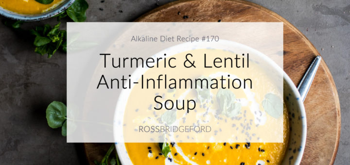 anti inflammation soup recipe