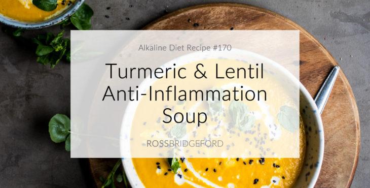 anti inflammation soup recipe