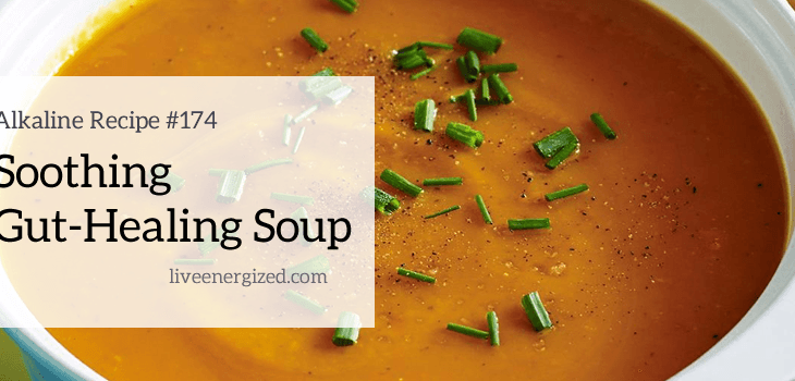 gut healing soup recipe