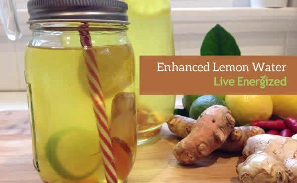 Alkaline Lemon Water 2.0